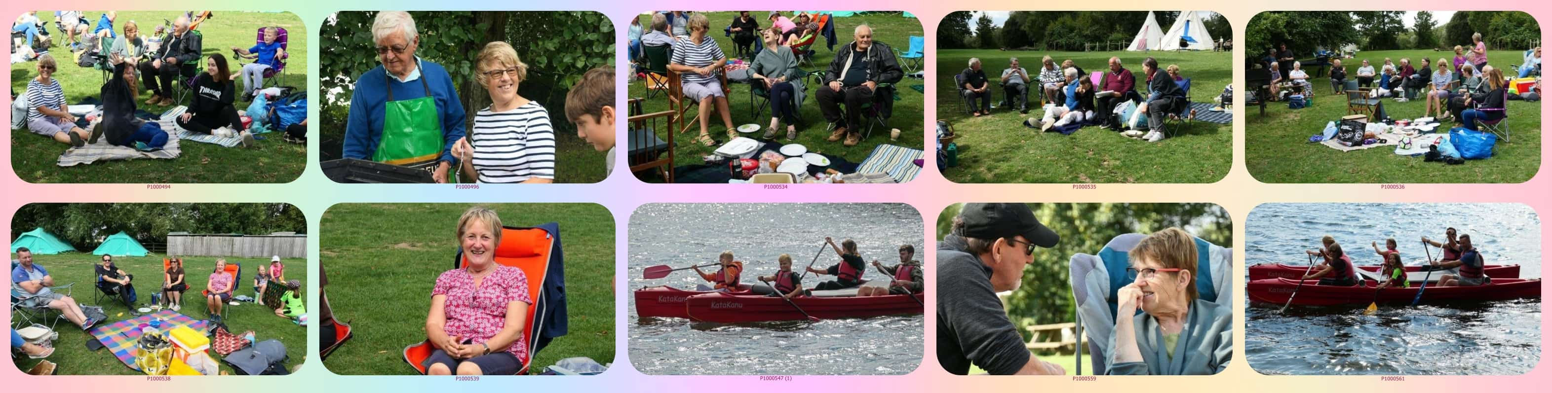Tab Outing to Cotswold Water Park